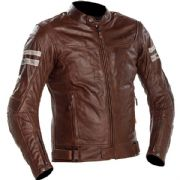 Richa Hawker Leather Jacket Cognac